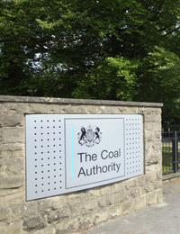Image result for Coal Authority