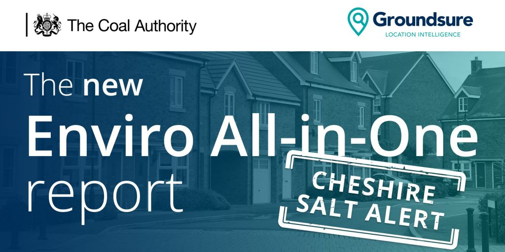 The new Enviro All-in-One report Cheshire Salt Alert