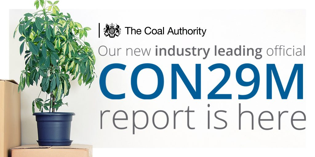Our CON29M report is here