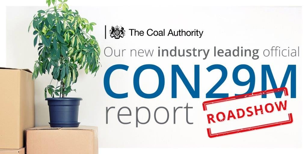 Introducing our Coal Authority CON29M roadshow series