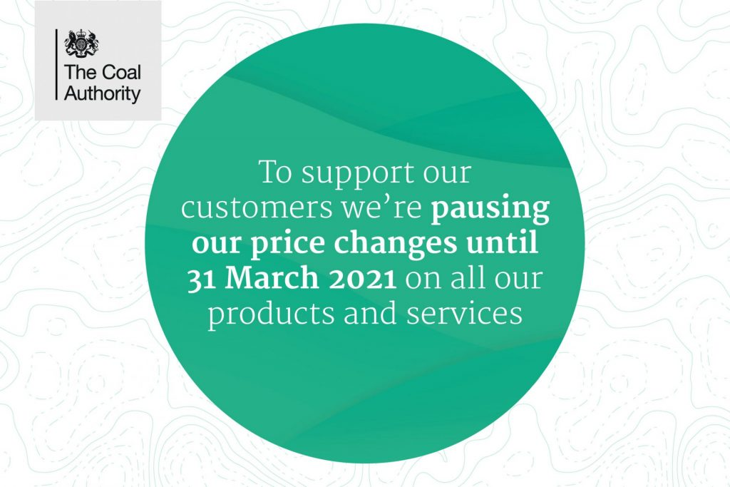 To support our customers we're pausing our price changes until 31 March 2021 on all our products and services