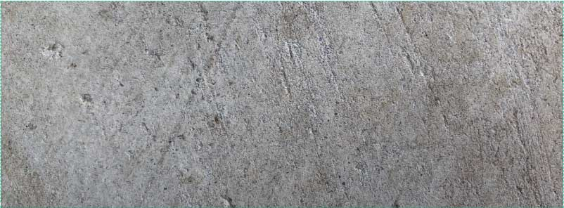 Option A: concrete finish (similar to existing driveway)